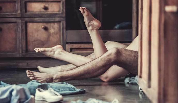 Preguntas sobre sexo